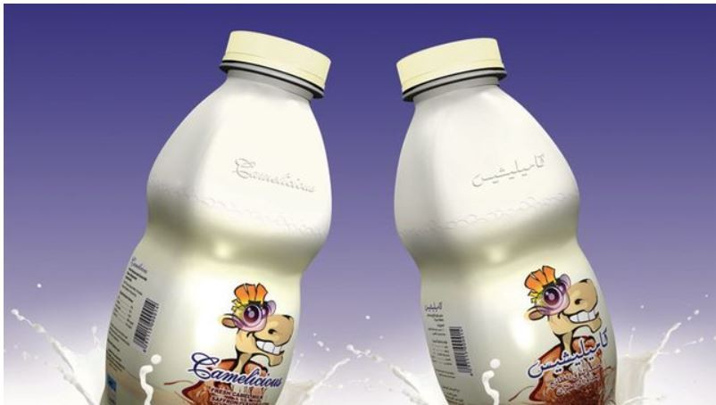 Camelicious bringing Camel Milk products to you