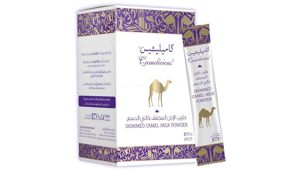 Skimmed Camel Milk Powder