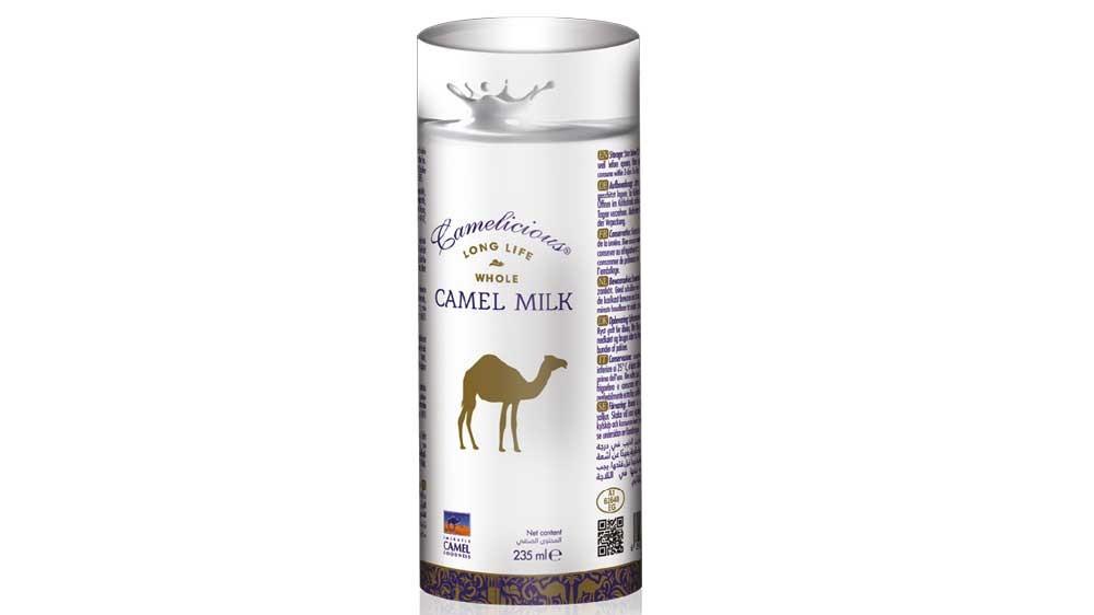 UHT Long Life Camel Milk